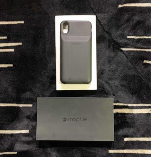 Funda Cargador Mophie iPhone Xs Max