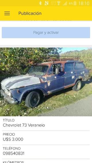 Chevrolet Veraneio 73