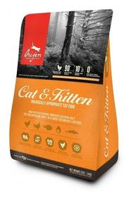 Comida Alimento Gatos Orijen Cat & Kitten 2 Kilos