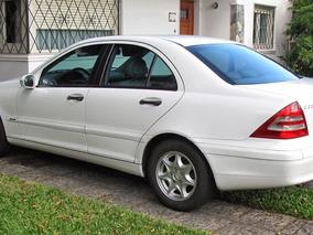 Mercedes-benz Clase C 2.2 C220 Cdi Classic Automático