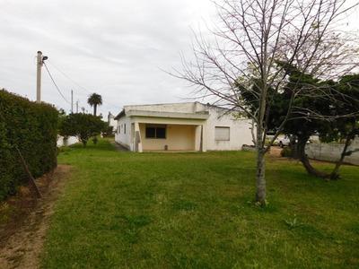 Terreno Sobre Ruta 5 Con Casa, Deposito Y Oficinas.