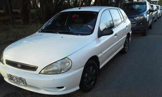 Kia Rio 1.3 Ls Wagon 2001