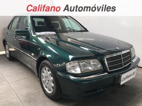 Mercedes Benz C240 Elegance Manual 1999 Excelente!