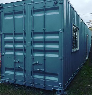 Viviendas Contenedor, Container 40 Entrega Inmediata 2hab.