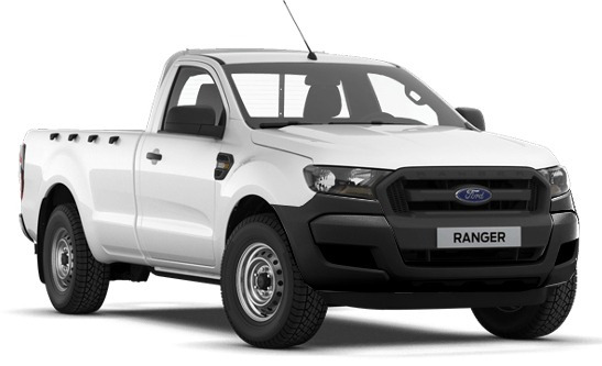 Ford Ranger 2.5 Xl Plus 4x2 Mt Pick Up