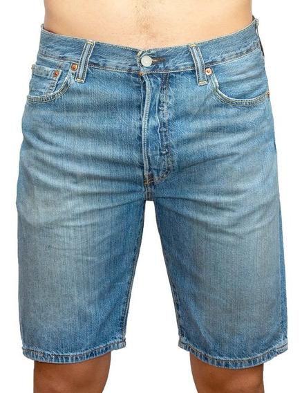 Bermuda Hombre Jeans Levi´s 501 Sho-h-30 - Tienda Chaia