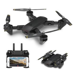 Drone Cuadricoptero Con Camara Hd 2 Mp Y Control De Altura