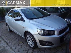 Chevrolet Sonic 1.6 Lt Mx 4 P 2015 Buen Estado Oferta!!
