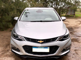 Chevrolet Cruze Ii Ltz Plus At 2017 En Garantía Impecable