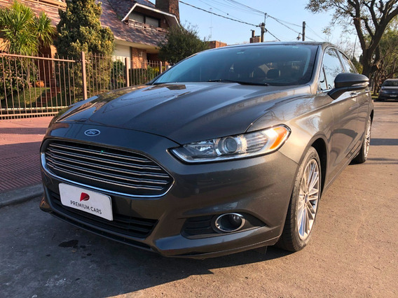 Ford Fusion 2.0 2015, Automático, Único Dueño