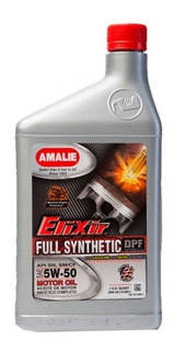 Aceite Lubricante Amalie Sintetico 5w50 946ml Made In Usa