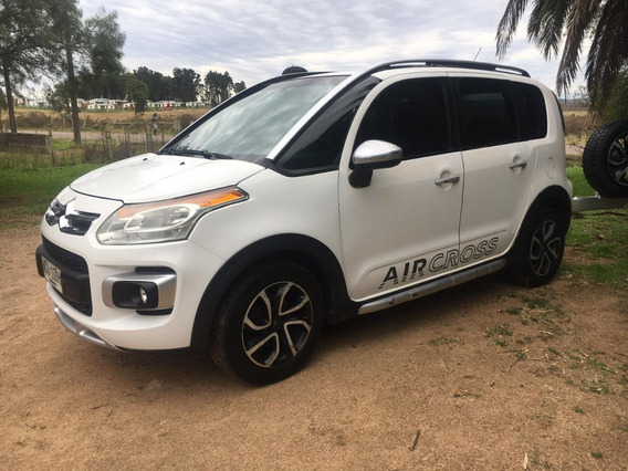 Citroen Aircross Exclusive, Extra Full