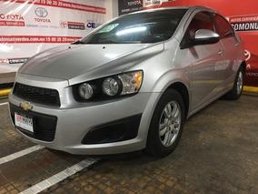 Chevrolet Sonic 2015 4p Lt L4 1.6 Man