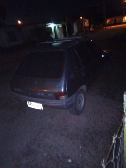 Peugeot 205 1.4 Cj 1991