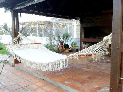 Hermosa Casa 2 Dormitorios Con Barbacoa