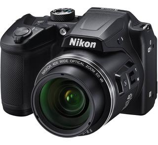 Cam. Nikon B500 16mp 40x Zoom Fullhd Wifi Negra !!