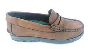 Zapatos Nautico Goshik De Hombre Santorini