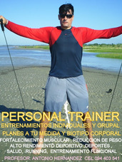 Personal Trainer. Entrenador Personal. Primer Clase Gratis!!
