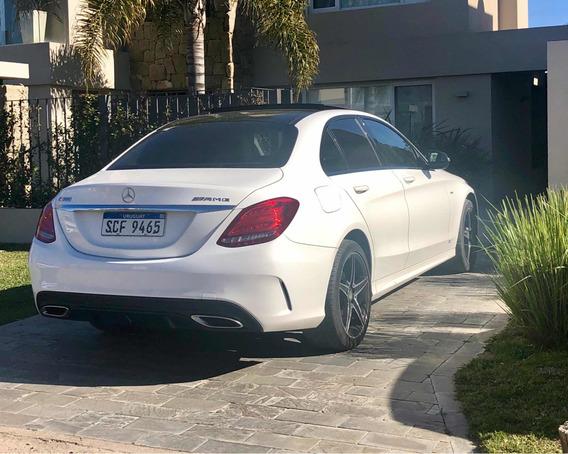 Mercedes-benz Clase C 2.0 C300 345 Cv Amg 2017