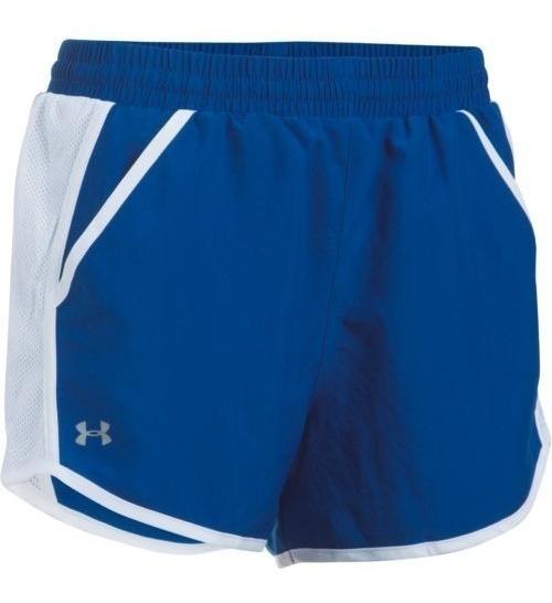 Shorts Dama Under Armour Running 1297125-983 - Global Sports