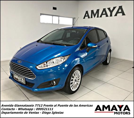 Ford Fiesta Se Extra Full 2018 !! Nuevo !!! Amaya Motors