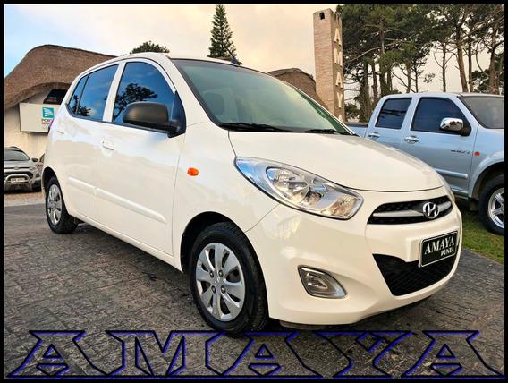 Hyundai I10 1.1 Gls Extra Full Amaya