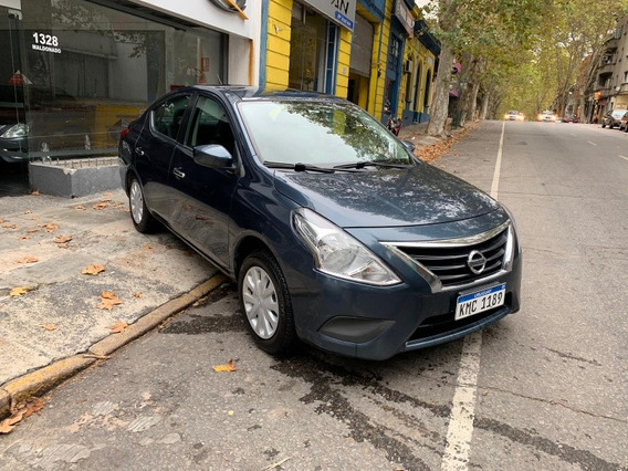 Nissan Versa 1.6 Sense Mt 2017