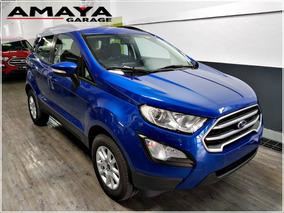 Amaya Garage - Nueva Ford Ecosport 1.5 Se 0km 2018 Pantalla