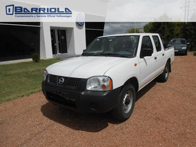 Nissan Frontier 2.4 Extra Full 2012 Excelente - Barriola