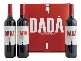 Vinos Las Moras Dada Pack X 3