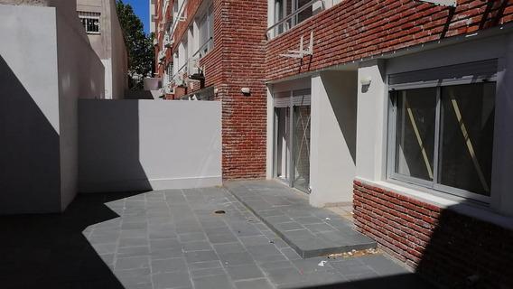Apartamento 2 Dormitorios Con Patio Venta Y Alquiler Cordón