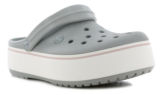 Crocs Plataforma Crocband Originales Clog 069.054340005