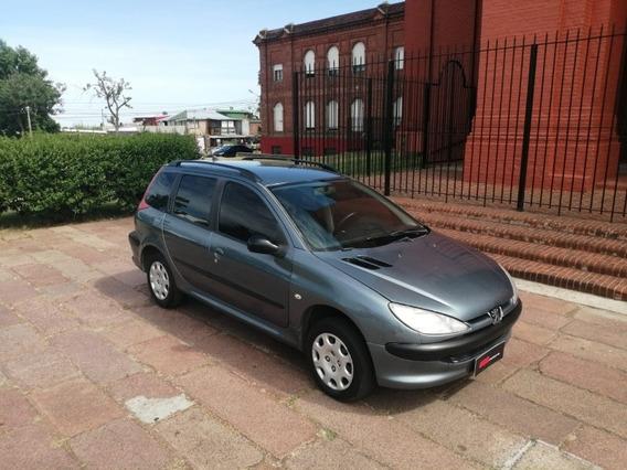 Peugeot 206 Sw Rural Full 1.4 (( Gl Motors )) Financiamos!