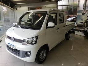 Faw T80 Doble Cabina D/h Hasta 80% Financiado