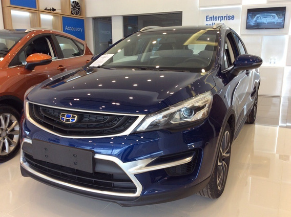 Geely Emgrand Gs 1.8 Gt 2019 0km
