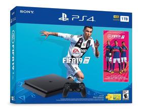 Consolas Ps4 + Fifa 2019
