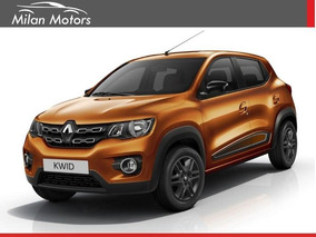 Renault Kwid 0km 2019 - Financio Entrega Usd 5900 !!