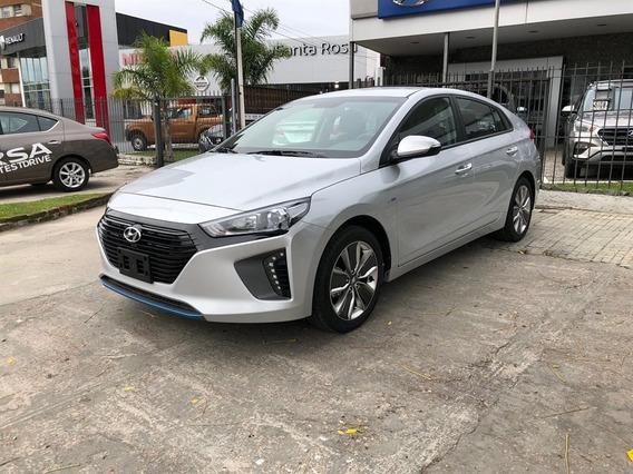 Hyundai Ioniq Hibrido, Lo Mejor Del Segmento A Usd 34.990