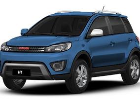 Nueva Haval H1 Luxury 1.5 0km 2018 Todas Las Versiones