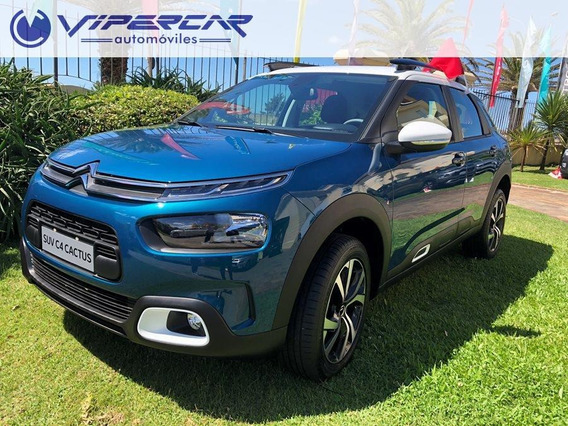 Citroën C4 Cactus Shine Thp Eat6 2019 0km