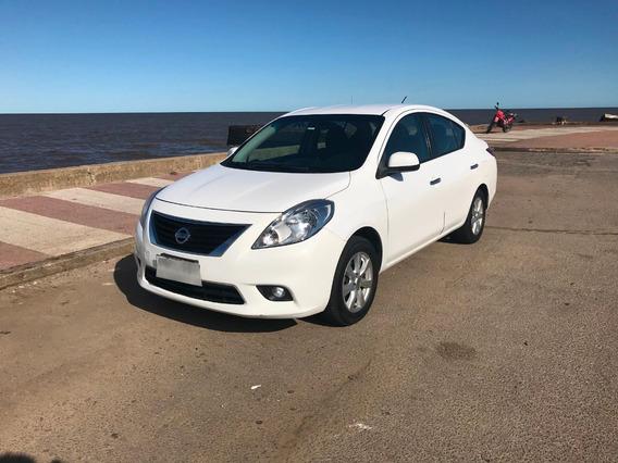 Nissan Versa Advance A/t 2013 Excelente Estado Único Dueño