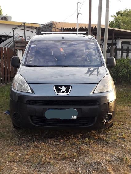 Peugeot Partner 1.6 B9 Chasis Largo