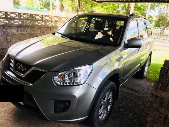 Chery Tiggo 2.0 F2 Luxury 4x2 At 138cv 2014