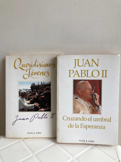 Dos Libros De Fe Juan Pablo Segundo