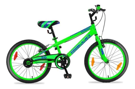 Bicicleta Baccio Bambino R 20 Megastore Virtual