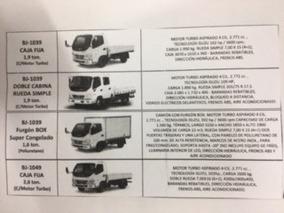 Camión Fotón Doble Cabina 0km Rueda Simple/ 100% Financiado