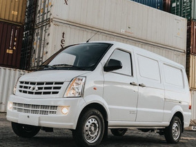 Camioneta Eléctrica Emin Ev5 Minivan Furgón