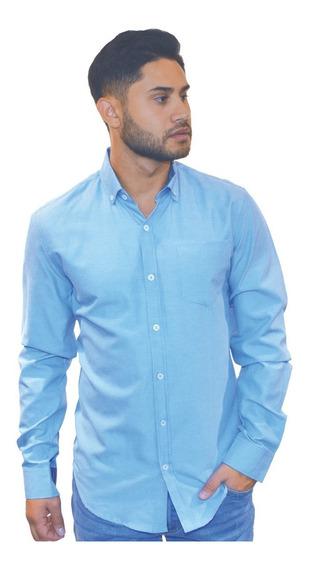 Camisa Oxford 6607018/ Jean Vernier