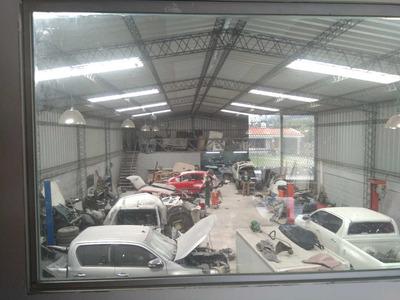 Local Industrial-con Entrepiso Y Depósito Malvin Norte