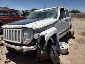Desarmo Partes Jeep Liberty Sport 4x4 At